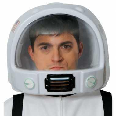 Astronauten hoed wit