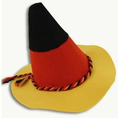 Bayern hoed in duitsland kleuren