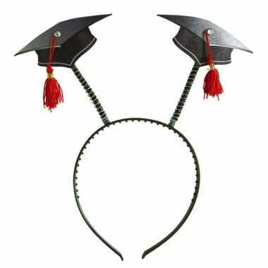 Diadeem doctorale hoed