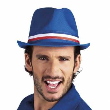 Frankrijk supporters hoedje rood