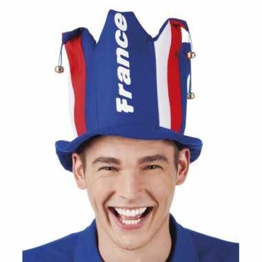 Frankrijk supportershoed hoed