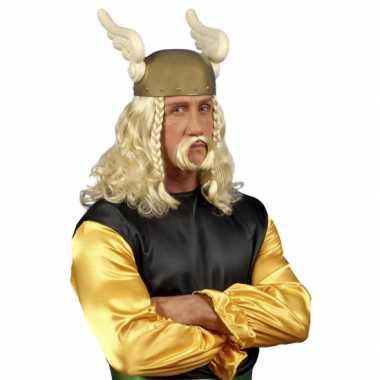 Helm gallier volwassenen - verkleed hoeden
