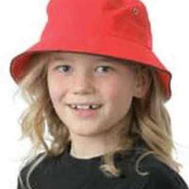 Kinderen visserhoedjes hoed
