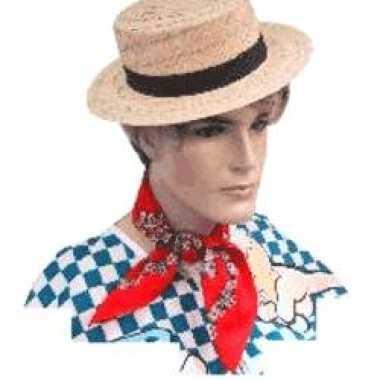 Lou bandy stro hoedjes