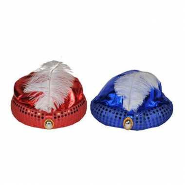 Oosters verkleed hoedje