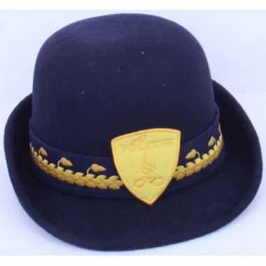 Politie hoedje voor dames
