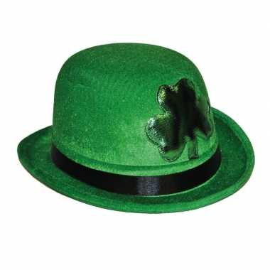 St. patricks day thema hoedje