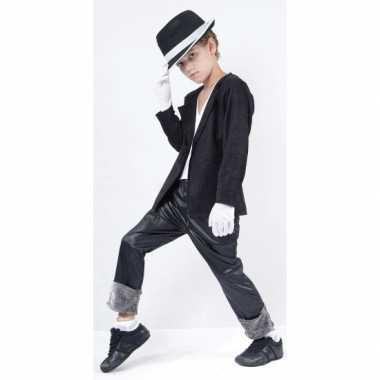 Superster michael kinder kostuums hoed