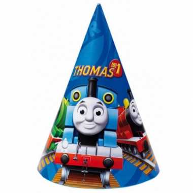 Verjaardagshoedjes thomas de trein