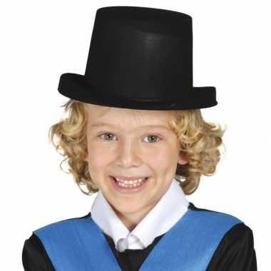 Verkleed hoedje voor kinderen plastic