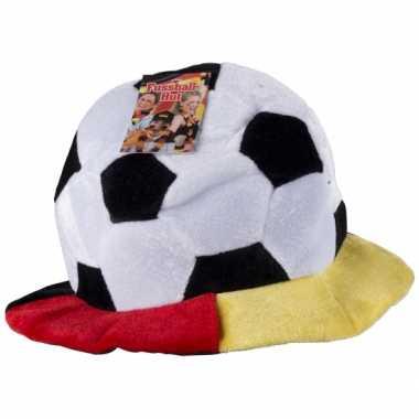 Voetbal supporters hoed belgie